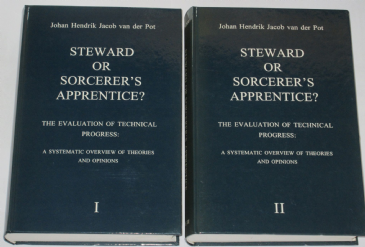 Steward or Sorcerer's Apprentice?, Volumes 1 and 2, by J.H.J van der Pot